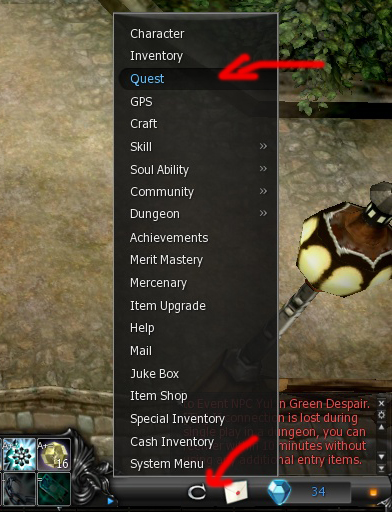 How to use black transmuter to change nation in cabal online.