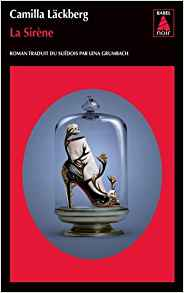 Photo de couverture Avis Blog ISBN 978-2-330-00892-5 Actes sud Editions Romans scandinaves Thrillers