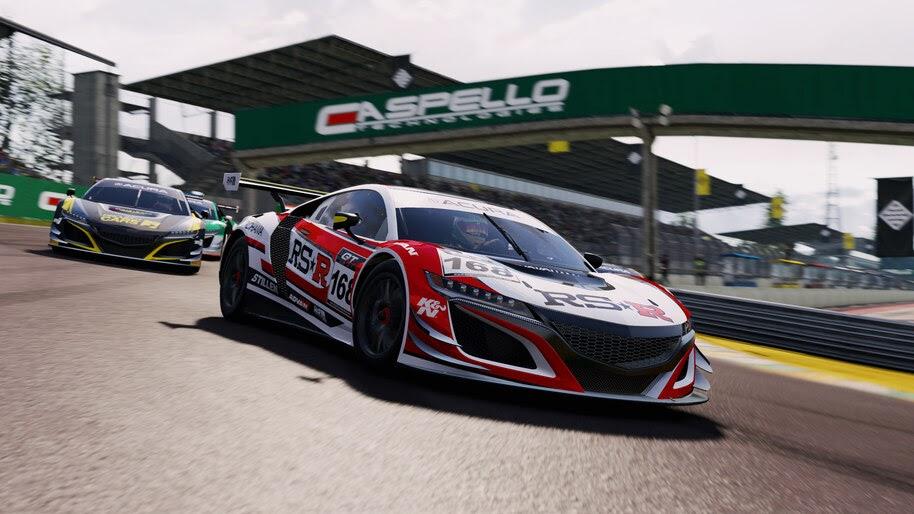 Project CARS 3, Sports Car, Racing, 4K, #7.2416