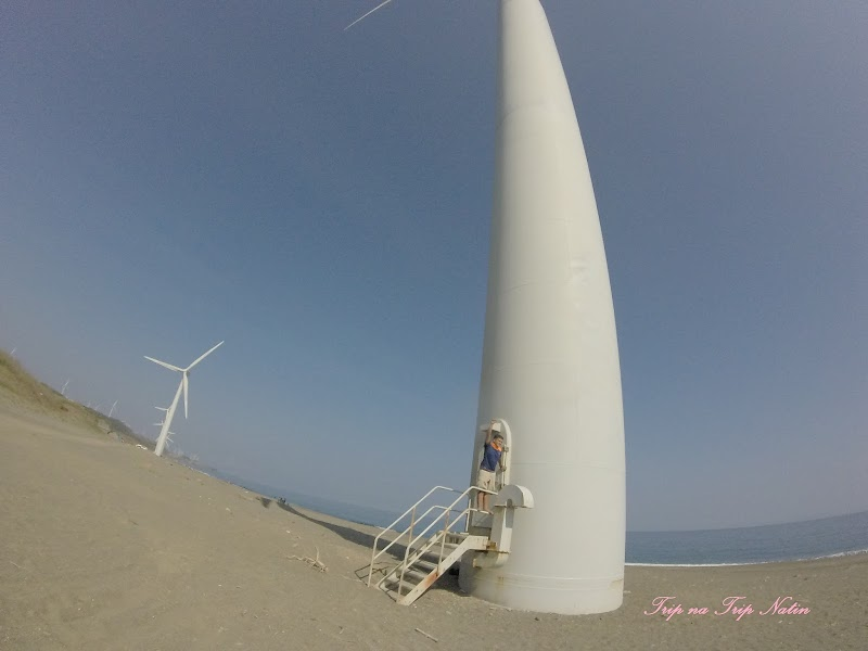 Bangui Windmills - A Dazzling Technology of the North