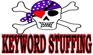 Pengertian dan dampak keyword stuffing terhadap SEO blog