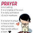 About 10 Prayer Types Which Are Not Received by ALLAH ~ My Heart