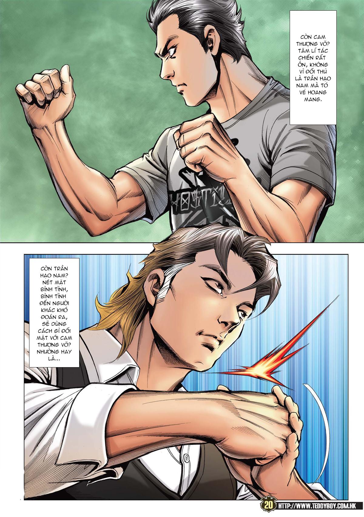Người Trong Giang Hồ chapter 2119: nam ca vs thượng võ trang 19