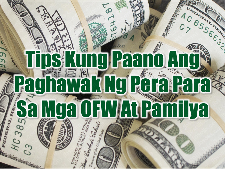 Mr.Francisco Colayco, a financial coach, revealed the secret on how to handle finances and not to worry about paying loans, mortgages or rent on your retirement. he revealed the most possible problem why Overseas Filipino Workers (OFWs) remain broke after years of working overseas.  Advertisement        Sponsored Links       Mr. Colayco pointed out the usual experiences of OFWs particularly in Hong Kong, where lending agents and finance companies approach them, giving them instant credit lines as soon as they land their host country, enticing them to borrow money which most of the OFWs grab. They see it as an opportunity to buy what they want not realizing its long-term effect on their finances.    To avoid being broke, he shared the following tips:    Avoid borrowing money as much as possible.  Borrowing money either from a lending company or a friend could eventually cause financial problems. Mind the interest rate and your capacity to pay. Many OFWs turn to lending companies or individuals to make extra spending like buying gadgets etc.      Avoid impulsive buying.    Avoid using credit cards.    It is not your duty to grant all the wishes of your relatives back home.    Avoid investment schemes promising a huge and fast return of investment.  Most investment schemes are sugar-coated swindling, no less.    Start saving for your future and family, NOW!        Mr. Colayco also revealed 5 ways on how to acquire wealth.  —from inheritance  — by getting married to a rich man/woman  — win it  —steal it  —make it    To make it, you need 3 things: discipline, determination, and decisiveness.    Being asked about the most common mistakes of OFWs and their families, Colayco said that it is the mindset.Their assumption is short-term. All the earnings are not meant to spend. it is better to invest your money into something that could generate profit. Do not save just buying any material things. Spend your money wisely.    If you do business, see to it that you pay yourself to determine if the business is profitable.      Read More:  Former Executive Secretary Worked As a Domestic Worker In Hong Kong Due To Inadequate Salary In PH    Beware Of  Fake Online Registration System Which Collects $10 From OFWs— POEA    Is It True, Duterte Might Expand Overseas Workers Deployment Ban To Countries With Many Cases of Abuse?  Do You Agree With The Proposed Filipino Deployment Ban To Abusive Host Countries?
