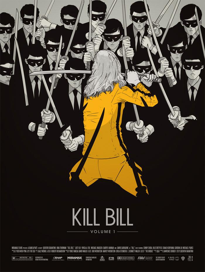 2b07a8627255 Kill Bill: Volume 1, 2003 (Gif) | BlueisKewl