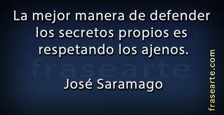 Frases de vida - José Saramago