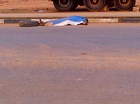 dead body ikotun lagos