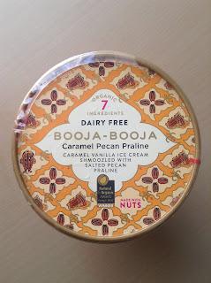 Booja Booja Caramel Pecan Praline Ice Cream