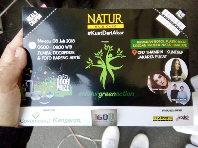 #NatureGreenAction