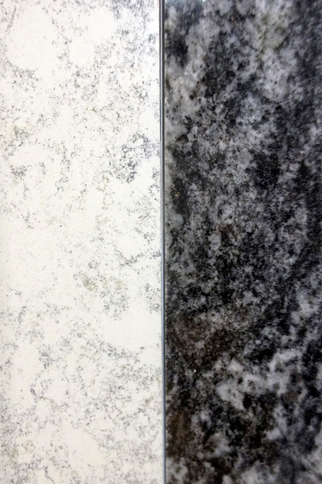 Material That Looks Like Granite : A nurse and nerd kitchen before after