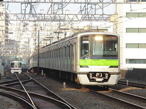 京王電鉄 快速 若葉台行き7 都営10-300形470F(2016.9廃止)