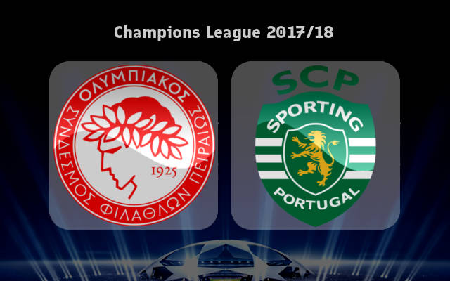 Olympiacos vs Sporting CP Full Match & Highlights 12 September 2017