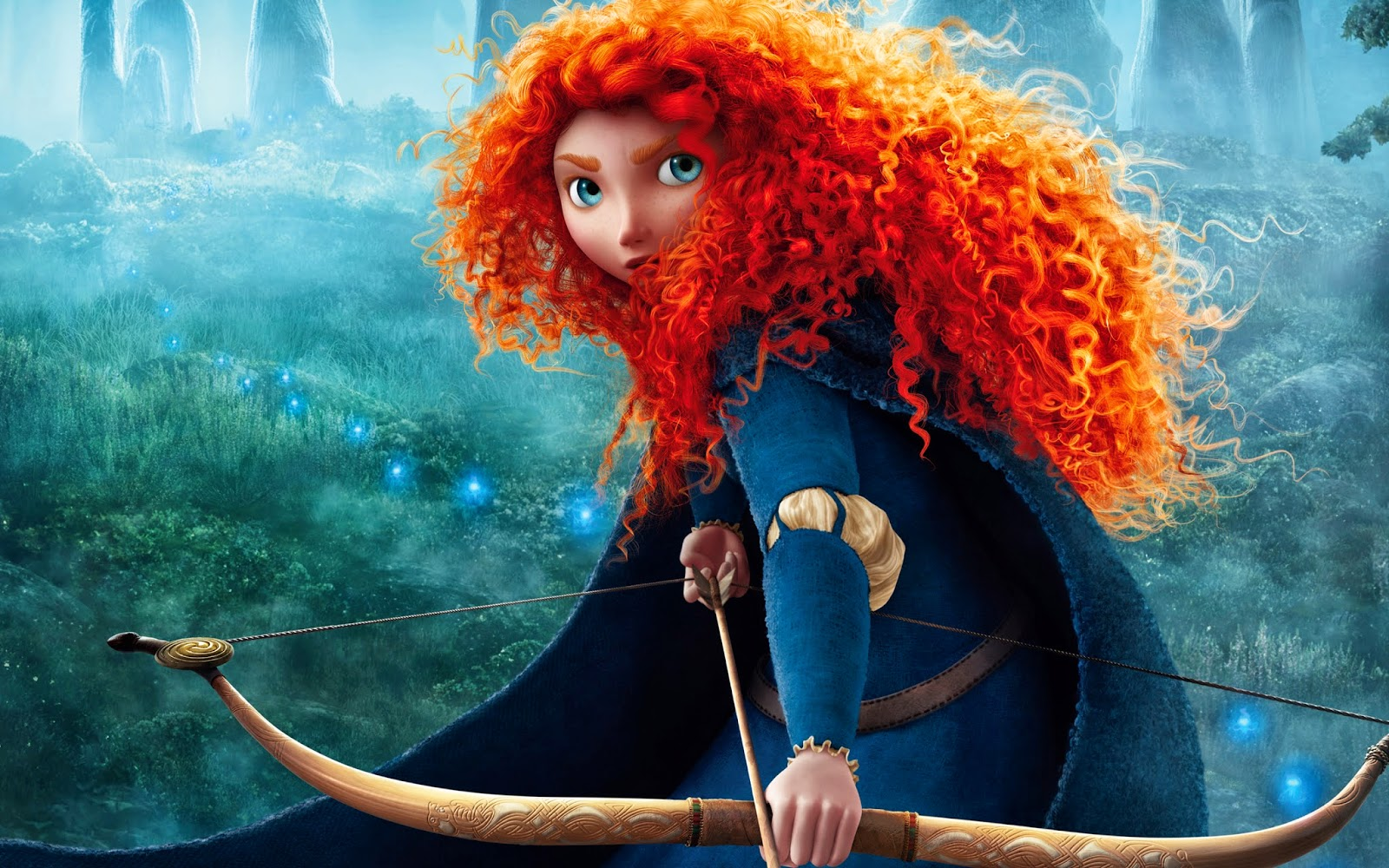 Curly Hair Curly Hair Merida Curly Hair Story