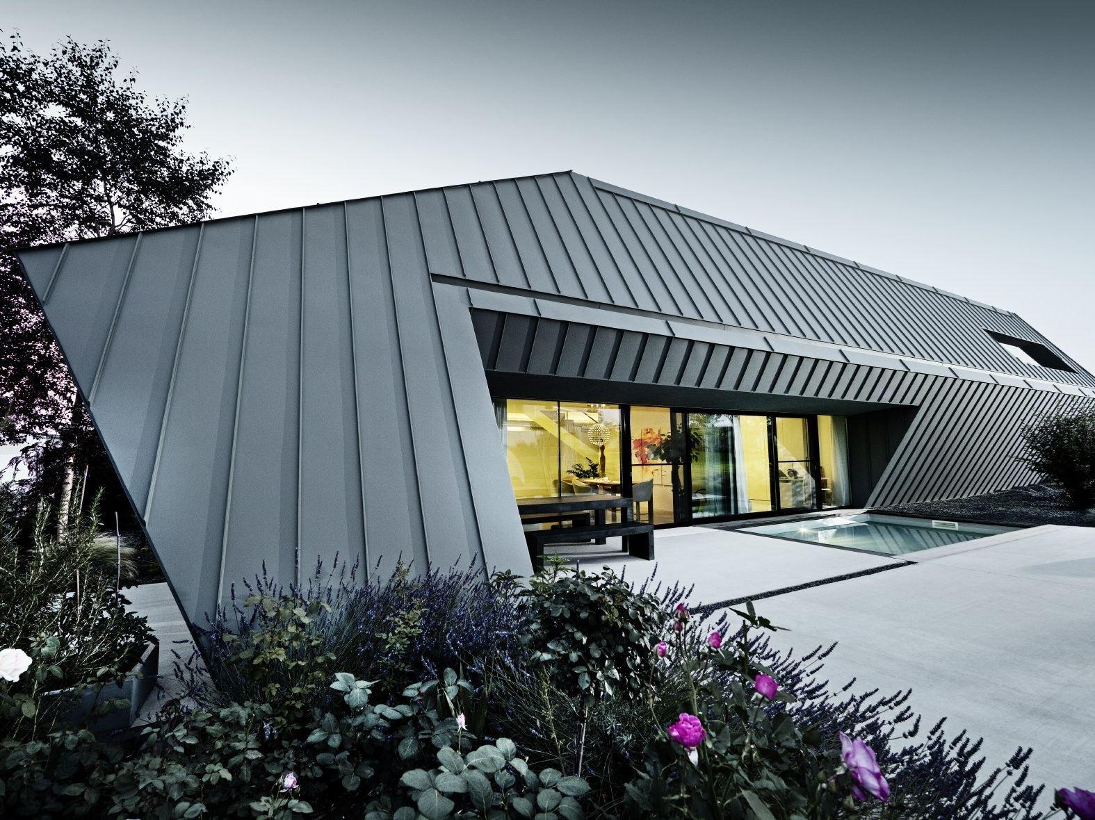 Tipi di copertura della casa i diversi modelli di tegole for Tettoia inclinata del tetto
