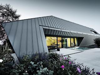tipi di copertura tetto in metallo