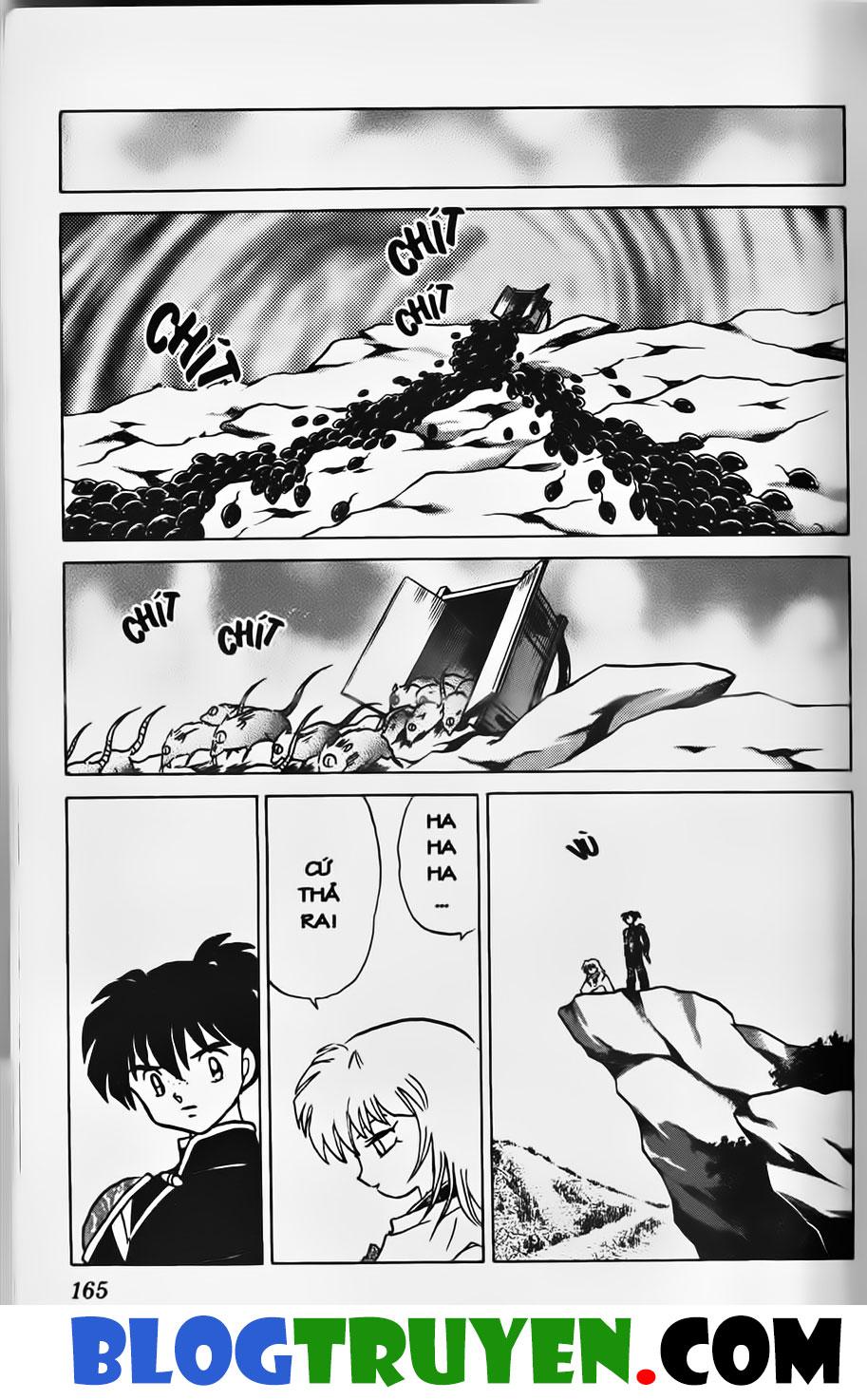 Inuyasha vol 33.9 trang 16