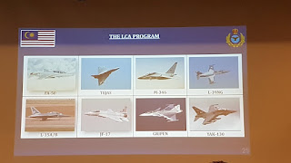 Program Light Combat Aircraft Malaysia