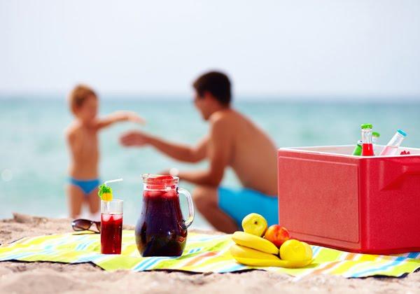 Ποια είναι τα ιδανικά σνακ για την παραλία