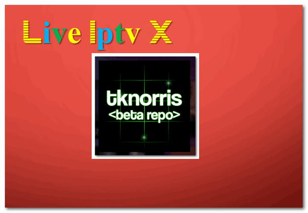tknorris Beta Testing Repository