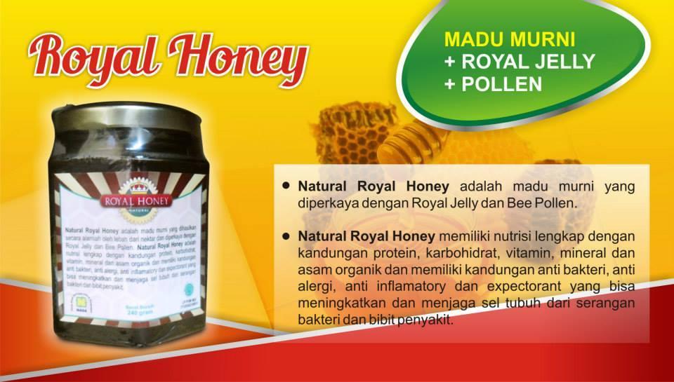 Natural Royal Honey Untuk Kandungan Lemah