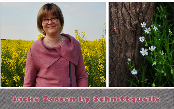 Walkjacke Zossen by Schnittquelle