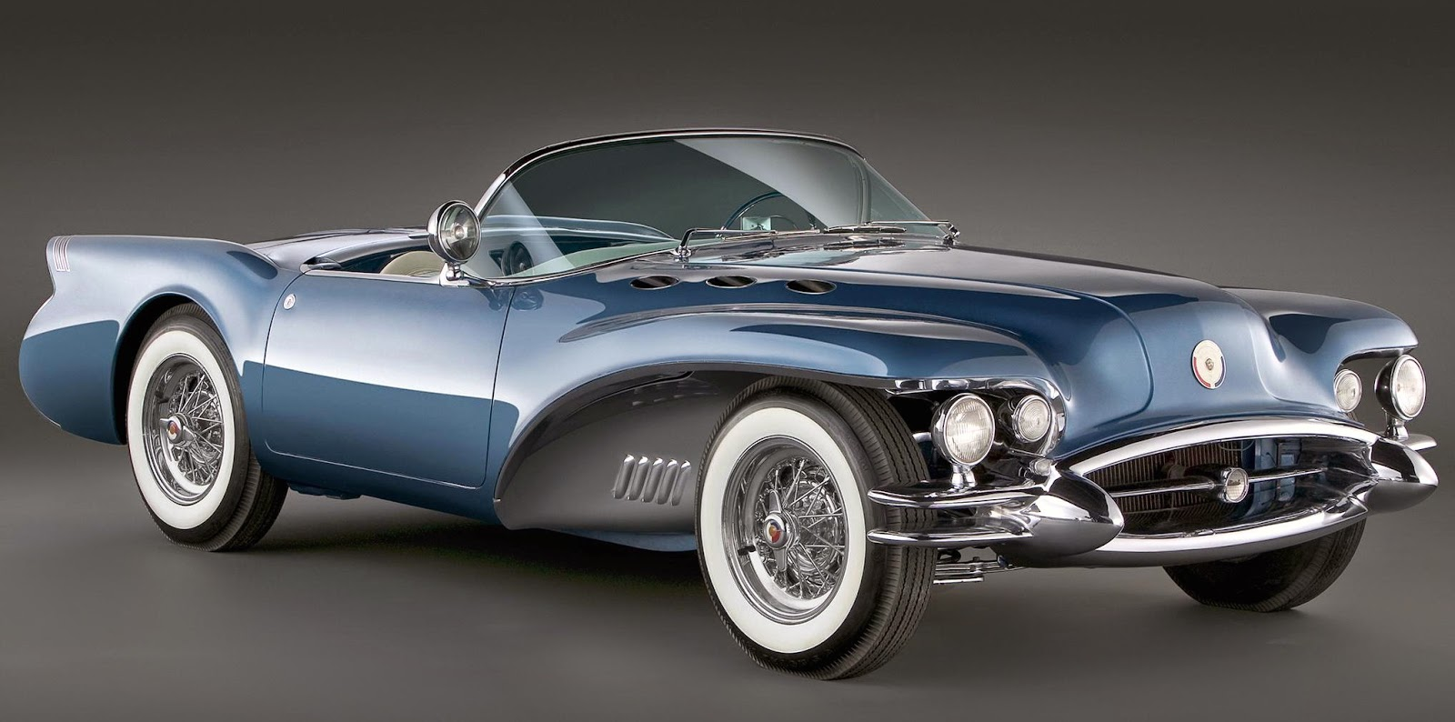 car style critic: what were they thinking?: 1950s concepts