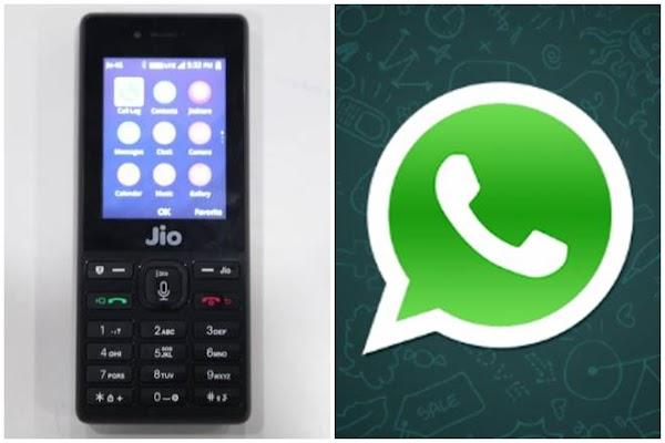 How To Use Whatsapp in Jio Phone In Hindi