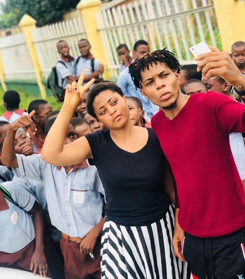 I Wish We Were From Different Parents So I Can Marry You – Actress Regina Daniels Celebrates Brother