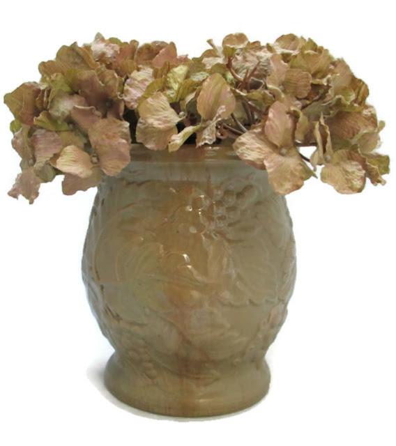 Arts and Crafts Era Antique Large Pottery Vase Circa 1910