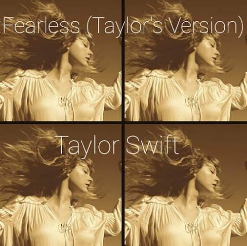 Taylor Swift's Music: FEARLESS (Taylor's Version) Album - 26 Songs: Fifteen, Breathe, Change, Untouchable, Superstar and More.. - AAC/MP3 Download
