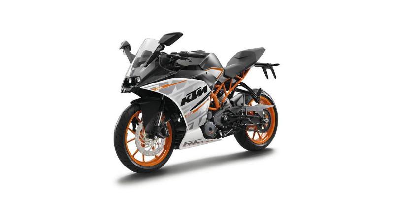 foto dan harga KTM RC 250 terbaru