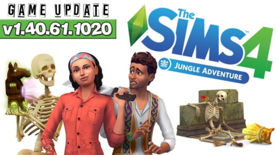 The Sims 4 Update v1.40.61.1020 Free Download