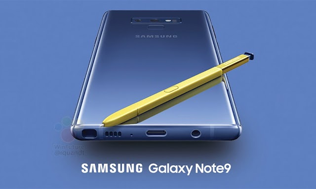 Is this the official price for the Samsung Galaxy Note9 in Malaysia?