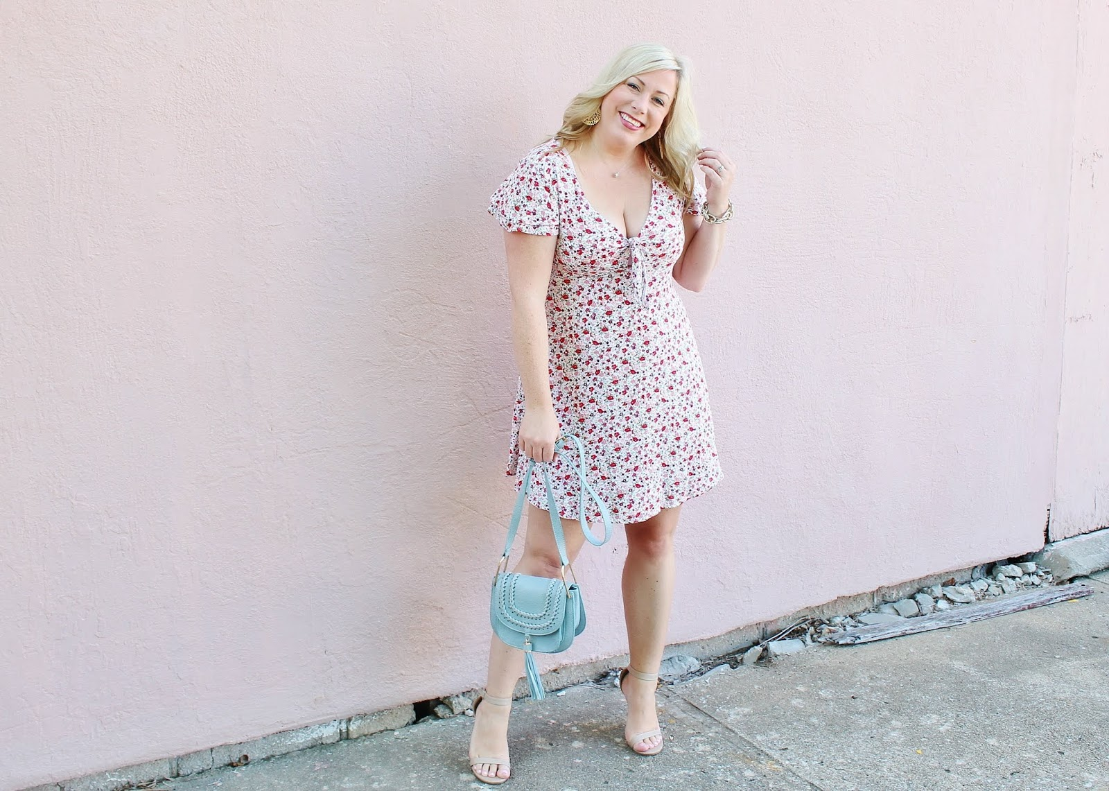 88141a2df7524 Summer Style Sessions | Tie Dress | JANA STYLE® | A Fashion + Style Blog
