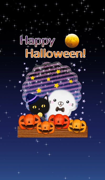 Theme of Halloween seal Illustration