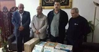 القبض على وكيل وزارة التموين بالإسكندرية استولي علي 10 آلاف بطاقة تموين وخبز مميكنة