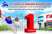 Lowongan PT. Capella Dinamik Nusantara Pekanbaru Januari 2019