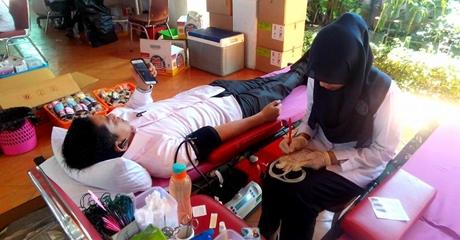 Anggota Dewan Ini Ajak Masyarakat Donorkan Darah