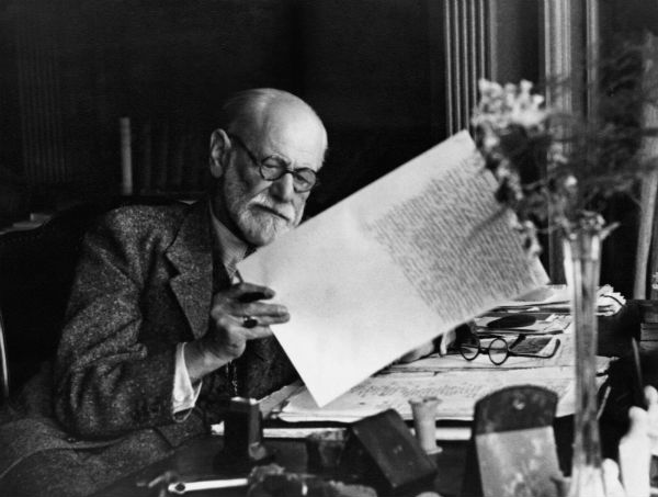 Sigmund Freud Viena Berggasse 19 1930