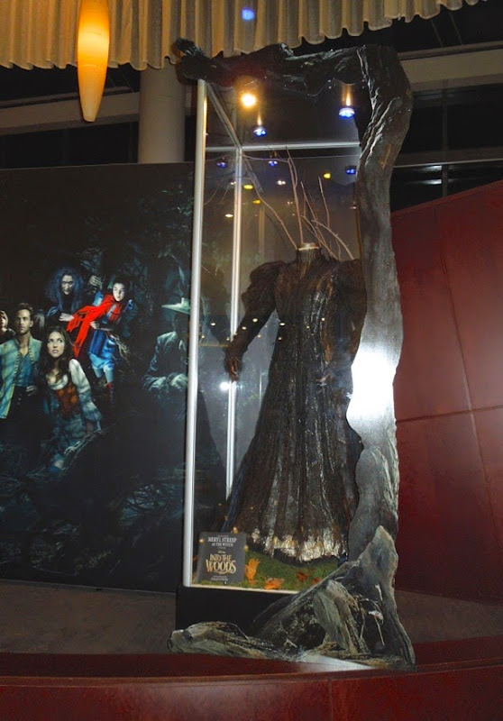 Meryl Streep Into the Woods black Witch costume