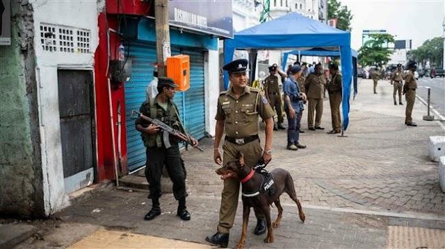 Sri Lanka on high alert as police hunt 140 Daesh Takfiri terrorist group members