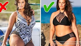 9 μυστικά ομορφιάς των διάσημων γυναικών, για να φαίνονται πιο αδύνατες στην παραλία