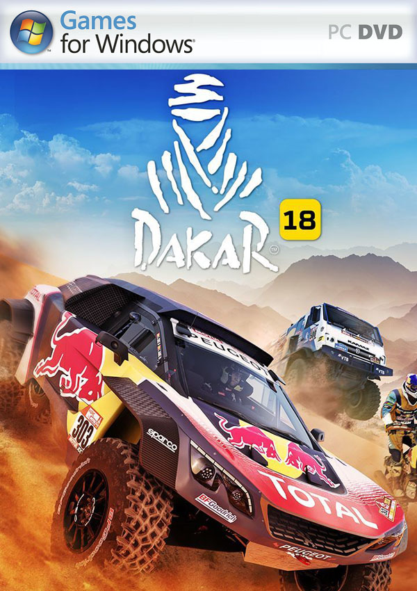 Dakar 18 PC Cover