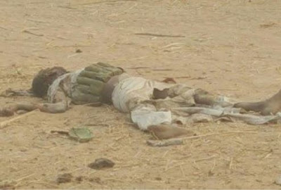 Nigerian army neutralise 2 female suicide bombers who attempted to infiltrate troops in Konduga