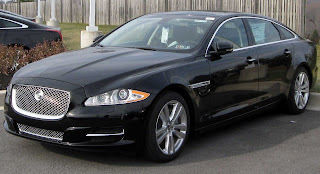 Jaguar black color car wallpapers