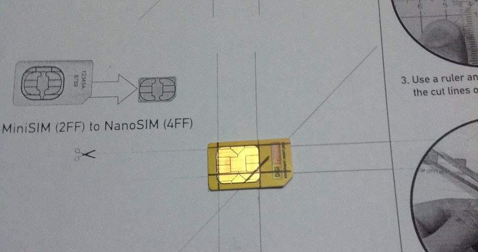 One Sick Psi Guy DiGi Prepaid DIY nano sim - micro sim template