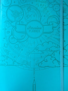 Passion Planner Limited Edition Blue