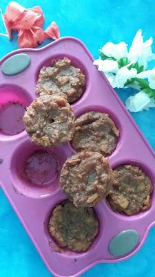 Muffins vegan, gluten libre de mandioca; muffins veganos, gluten libres de mandioca