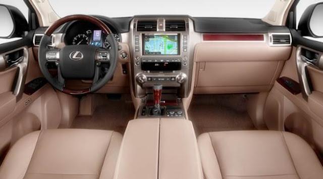 2018 Lexus GX Redesign, Release Date