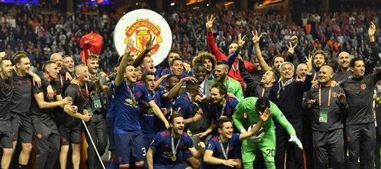 Manchester United (MU) Juara Liga Eropa